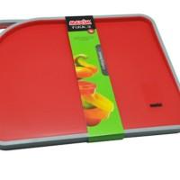 Maxim Cutting Board / Papan Pemotong / Talenan - Merah