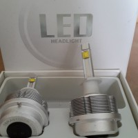 HQ SSD ETi LED 2S Headlight Lampu Utama Mobil H1