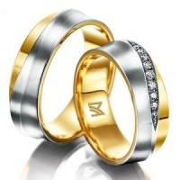 cincin perak couple lapis emas asli kotagede bagus murah