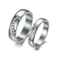 cincin perak couple berkualitas asli kotagede