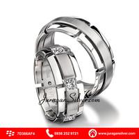harga Cincin Palladium, nikah, Perak, Pasangan, Tunangan, Kawin 469 Tokopedia.com