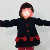 Jaket Keren Korea C Cewe Bayi Balita Baby 18 - 36 bulan (1,5th - 3th)