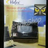 harga Bel Sensor Gerak + Alarm Heles D020 (hitam) Tokopedia.com