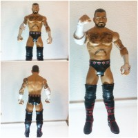 CM Punk WWE Mattel Basic Action Figures