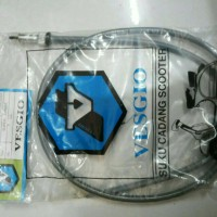 harga Kabel speedometer Vespa Super merk Vesgio Tokopedia.com