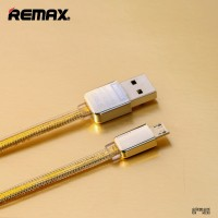 Jual REMAX Cable Gold Micro USB / Kabel Data High Speed Murah
