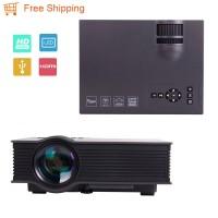 Jual New UC 46 Projektor Mini UC46 Projector Wifi Proyektor Murah Lengkap Murah