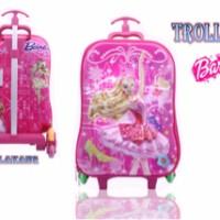 harga Tas Trolly Anak 5D Barbie Tokopedia.com