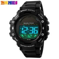 SKMEI S-Shock Militer Sport Watch Water Resistant 50m - DG1129 - Black
