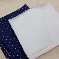 Jual Pocket Square Satin sapu tangan sutera poket square Murah
