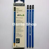 Pensil 2B Staedtler (Pensil Ujian)