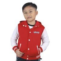 harga Jaket Diadora Anak Laki-Laki | Merah Putih - Catenzo Junior CYI 006 Tokopedia.com