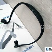 Nokia BH-505 Bluetooth Stereo Headset (White) ORIGINAL