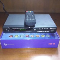 Set Top Box Getmecom HD-9 DVB-T2 - Full HD 1080p Digital TV Receiver
