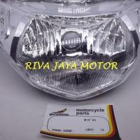 REFLEKTOR HEADLAMP LAMPU DEPAN YAMAHA MIO NEW 2008 MIO SPORTY SMILE