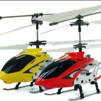 RC Helicopter Murah SYMA S107 Metal 3 Ch Remote Control Helicopter
