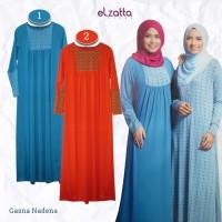Gamis Gasna Nadena Elzatta Asli Original Koleksi Busana Muslim Terbaru