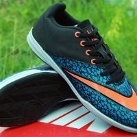 harga Sepatu Futsal /sparing,sport,lari Nike Elastico Finale Hitam Biru KWS Tokopedia.com