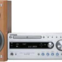 kenwood K701 mini hifi system cd player radio amplifier speaker 1 set