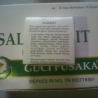 Salep / cream penghilang bekas jerawat
