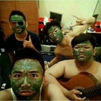 Masker Wajah Spirulina Tiens Paket 50kapsul