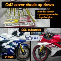 cover shock R15 up side down r15 usd r15