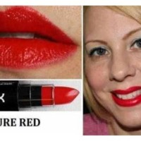 NYX MLS08 PURE RED