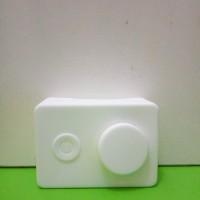 Paling Laku-> Case Silicon Camera Xiaomi Yi High Quality Putih / White
