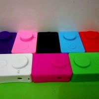 Paling Laku-> Case Silicon Camera Xiaomi Yi High Quality Pink Fanta