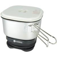 Jual Kompor Listrik Mini Travel Cooker - 1 Liter - 350 Watt Murah
