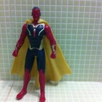 Vision Captain America Civil War Marvel Avengers Kw