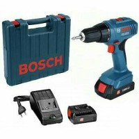 Mesin Bor Baterai Bosch GSR 1800 Li 18 Volt Cordless Drill Gsr1800li