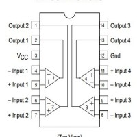 Op-amp LM339