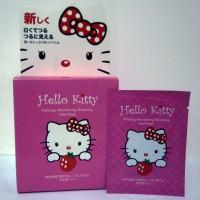 Masker Lumpur Naturgo Hello Kitty Mud Mask