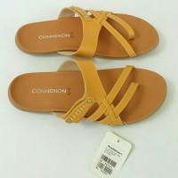 Sandal Flat CONNEXION 6176 ORIGINAL, Sandal Wanita, Sandal Branded, Sanda