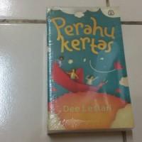 Novel Perahu Kertas - Dee Lestari