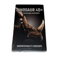 Octagon Studio Dinosaur 4D Card