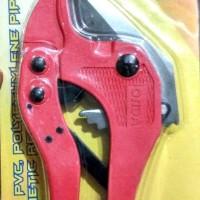 Gunting PIPA AIR PVC ONDA Alat Tang Pemotong Potong Paralon PIPE CUTER