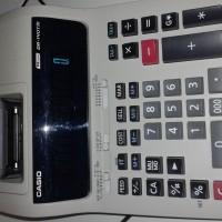 Kalkulator Elektronik Casio DR-140 TM