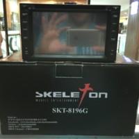 harga Tv Dvd Mobil/double Din Gps Merk Skeleton Tokopedia.com