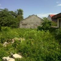 Tanah di jalan gajah ( belakang kampus unp)