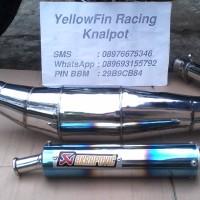 harga Knalpot Ninja R / RR / SS custom Akrapovic Tokopedia.com