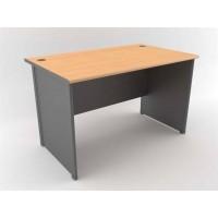 Meja Kerja Kantor Merek Uno tanpa Laci, Besar