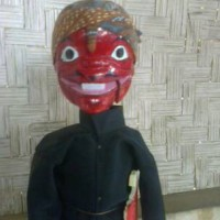 Jual Wayang Golek si Cepot Murah Murah