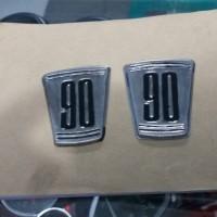 harga Emblem Rangka Honda S90z Tokopedia.com