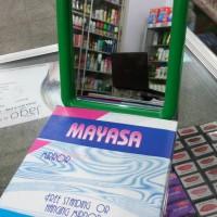 kaca cermin Mayasa mirror 15x17cm