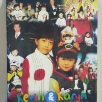 Kevin Karyn - VCD 14 Lagu Pop Anak - Anak Terbaik ( LIMITED EDITION )