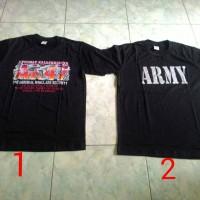 Baju Kaos Army Merk Target