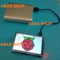 LCD Display Module 3.5 inch TFT Touch Screen untuk Raspberry Pi