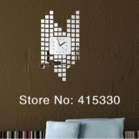 DIY Wall Clock Modern Design